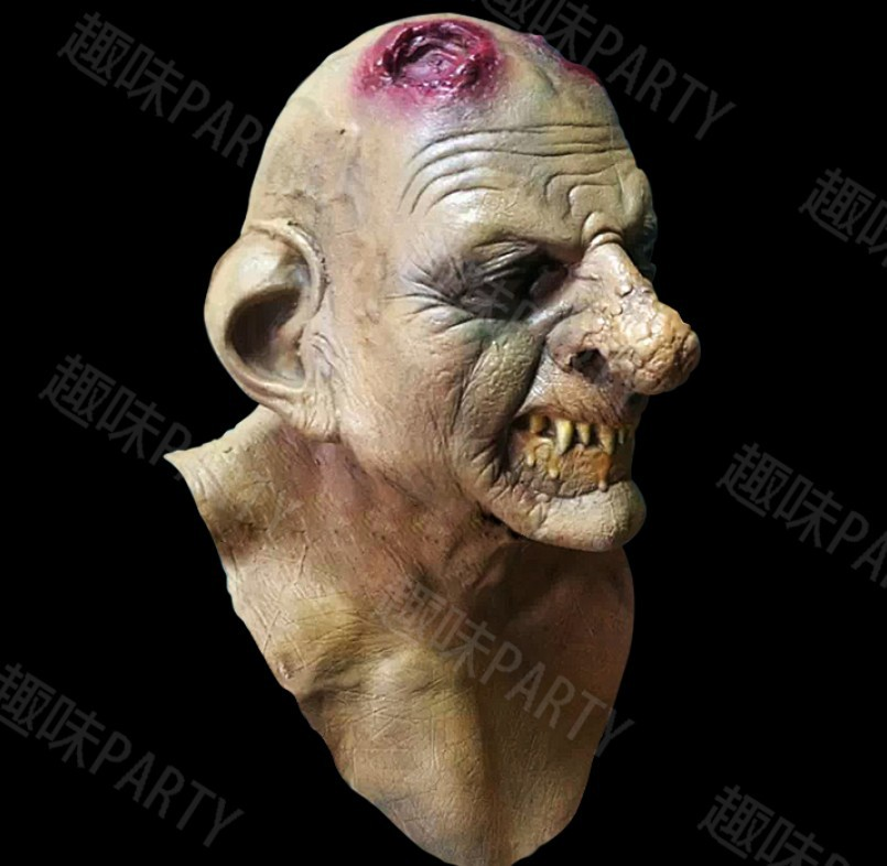 2015 Newest Mascaras Halloween Latex Realistic Silicone Masks Monster Scary Horror Mask - Fashion Party Supplies store