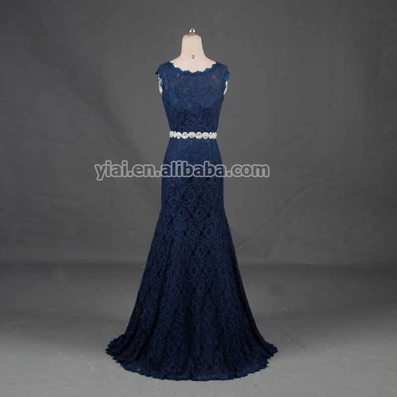 buy re024 navy blue robe demoiselle d 39 honneur lace bridesmaid dress 2015 from. Black Bedroom Furniture Sets. Home Design Ideas