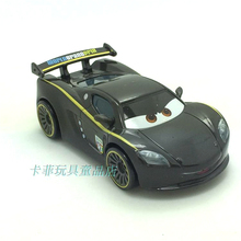 Pixar Cars Diecast Lewis Hamilton Metal Toy Car 1:55  for children boys toys track balck cars 1pcs(China (Mainland))