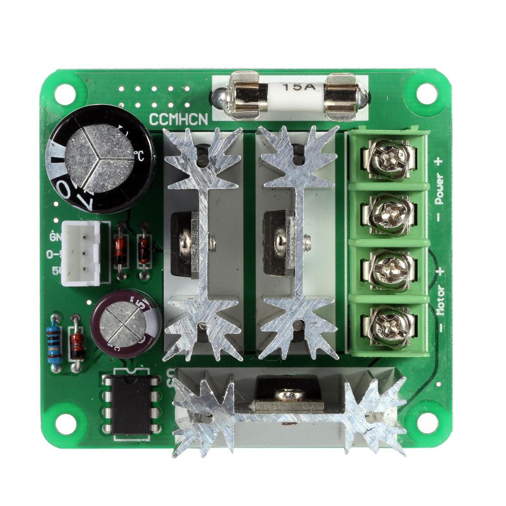 1000w Pulse Width 0 100 Pwm Dc Motor Speed Controller