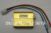 free shipping Car audio / nondestructive quality / high bass frequency converter / transformer isolation(China (Mainland))