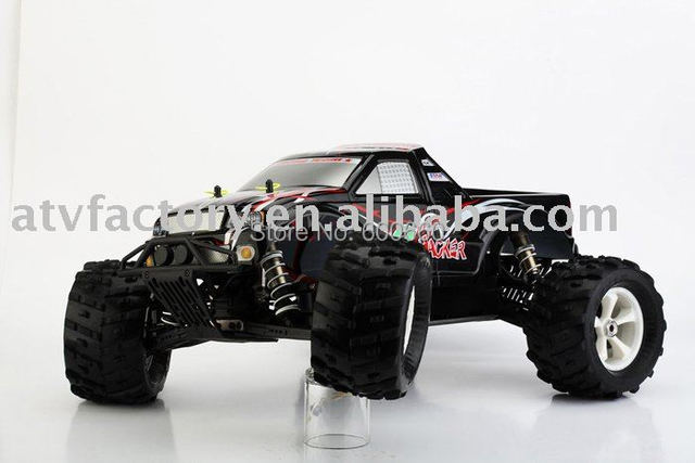 1:8 brushless rc car