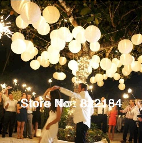 """Free Shipping 8"""" (20cm) 10 pcs/lot Cheap Paper Lanterns Lamp Graduation Decoration Lantern Chinese Paper Lantern(China (Mainland))"""