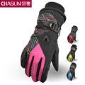 2015 Winter outdoor sport Mountain Skiing Gloves windstopper waterproof warm snowboard Below Zero ski Cycling Gloves