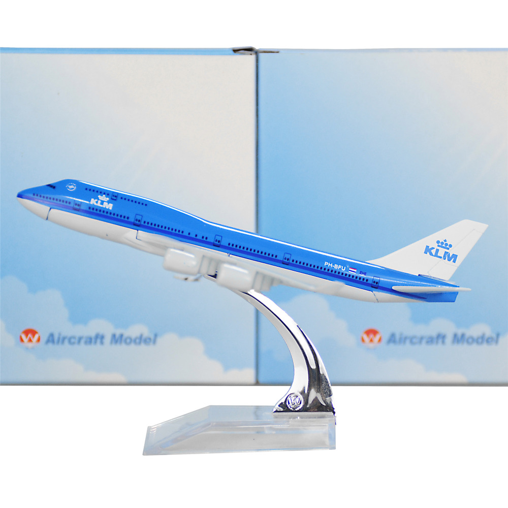 Holland Dutch Royal Boeing 747 16cm Alloy airplane models child Birthday gift plane models toy Free Shipping(China (Mainland))