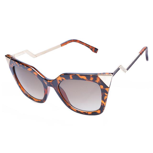 Bending Plastic Frame Glasses : 2015 New Desinger Women Brand Desinger Summer Style ...