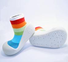 2015 Hot Attipas same design SandiBear shoes baby boy girl shoes scientific design children first walker toddler moccasins shoes
