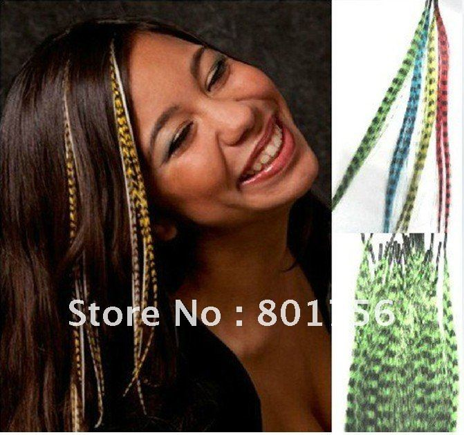 Synthetic Micro Ring Hair Extensions 40