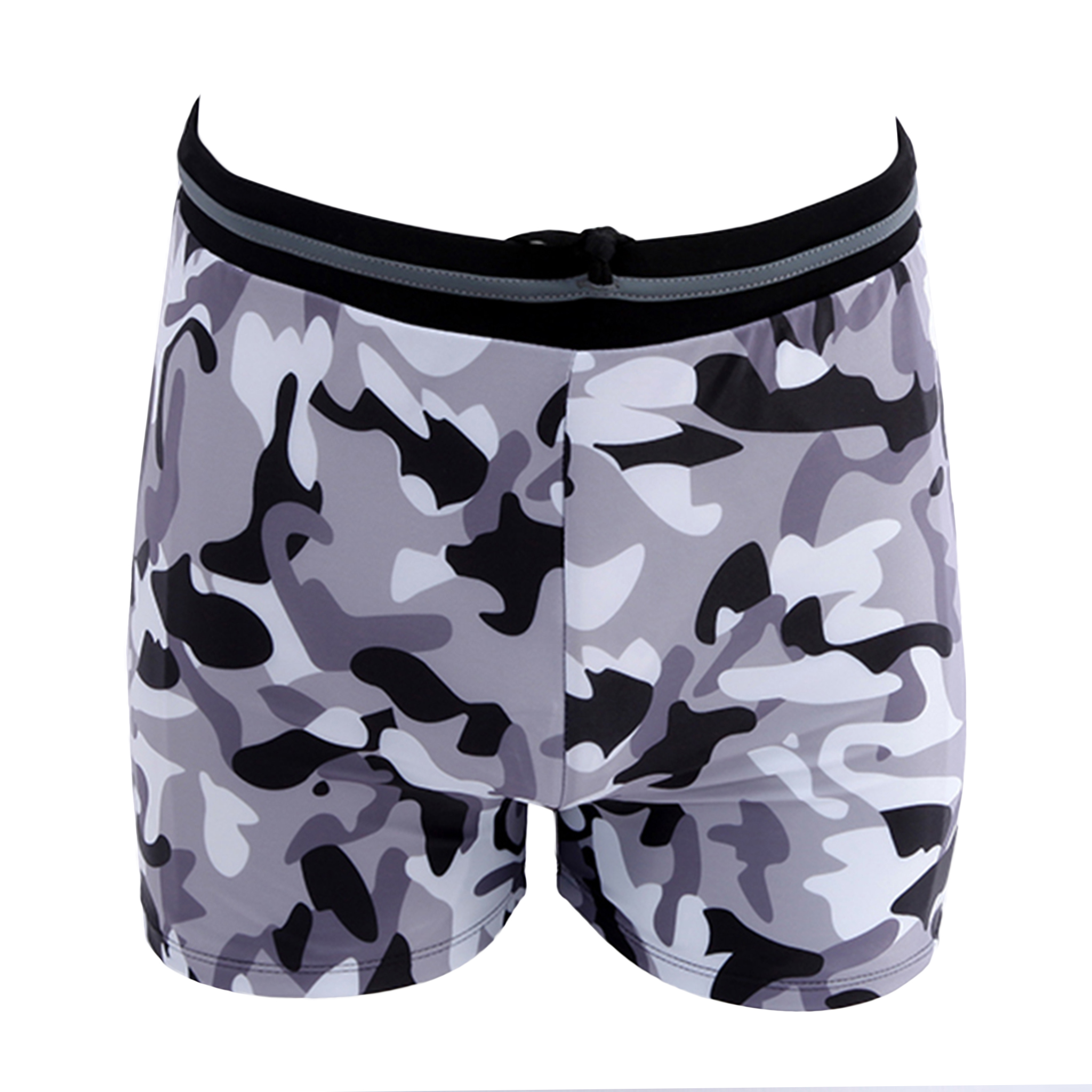 2016 camouflage swimming trunks Professional Swimwear Men's Sport Boxer Swimsuit Beach Wear Briefs Man's Surfing shorts(China (Mainland))