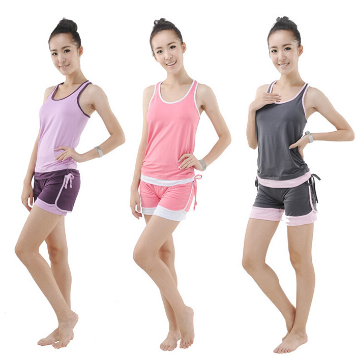 Wonderful Yoga Elastic Gym Shirts Women Fitness Clothing Sport Sweatshirts For Female Exercise T Shirts ...