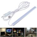 USB LED Table Lamp Portable Night Light Beside Reading Book Work Desk Lamp 2835 5V LED