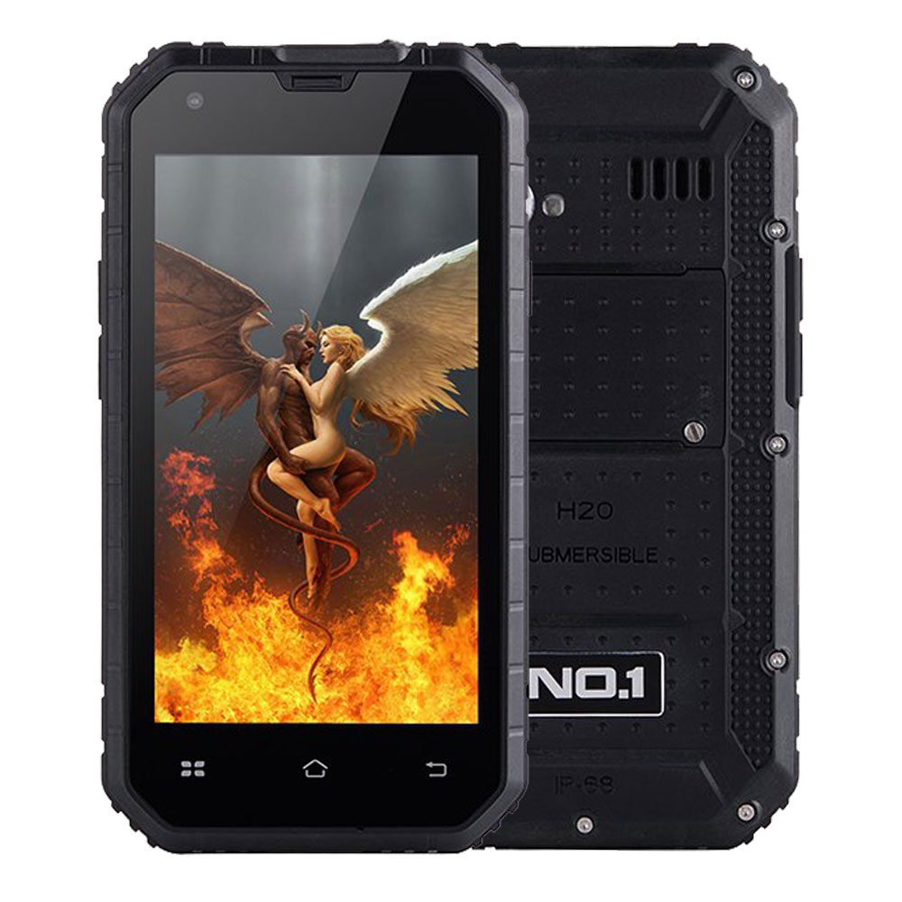 Original NO.1 M2 4.5 inch 3G Smartphone Mobile Phone Android 5.0 MTK6582 1.3GHz Quad Core QHD Screen 1GB RAM 8GB ROM 13.0MP IP68(China (Mainland))
