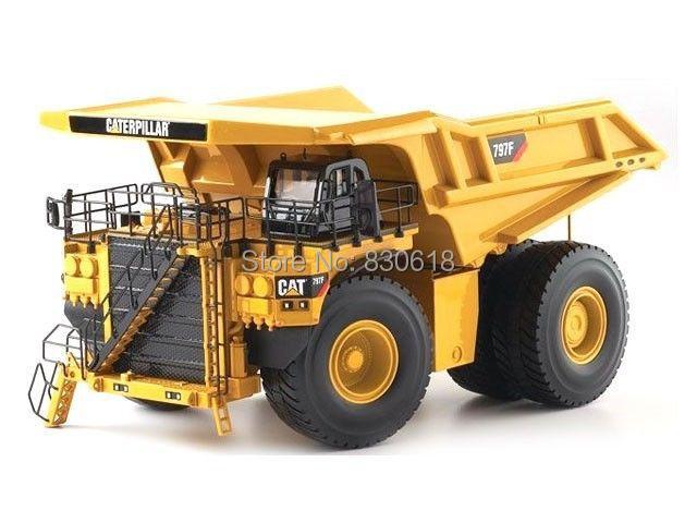 1:50 Norscot Caterpillar 797F Mining Truck 797 F Norscot cat 55206 Yellow(China (Mainland))
