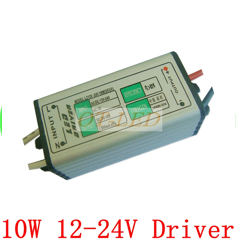 10w led driver 12v 900ma 3 series 3 parallel waterproof IP65 AC/DC 12-24V 30% off<br><br>Aliexpress
