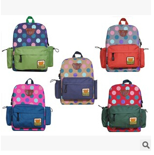 2015 New Arrival Sale Backpack Mochilas Children's School Bags Cubs Kids Backpacks Cute Schoolbags For Birthday Gift Cub(China (Mainland))