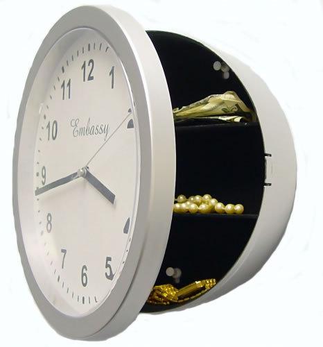 Нестандартные часы из Китая