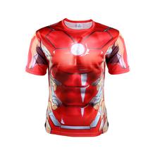 Men's Cool Creative T-Shirt Motorcycle/warrior/spider-man/superman sailors 3d printed summer short sleeve T Shirt