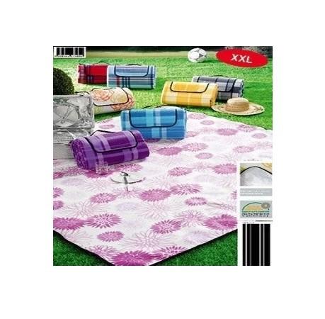 Outdoor portable super king-counter single cashmere thick aluminum moisture pad picnic mat crawling mat camping spot(China (Mainland))