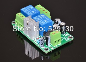 speaker protection 12V dual channel for 3886 7294 7293 1875 amplifier   Speaker protection board  Fully Assembled and Tested