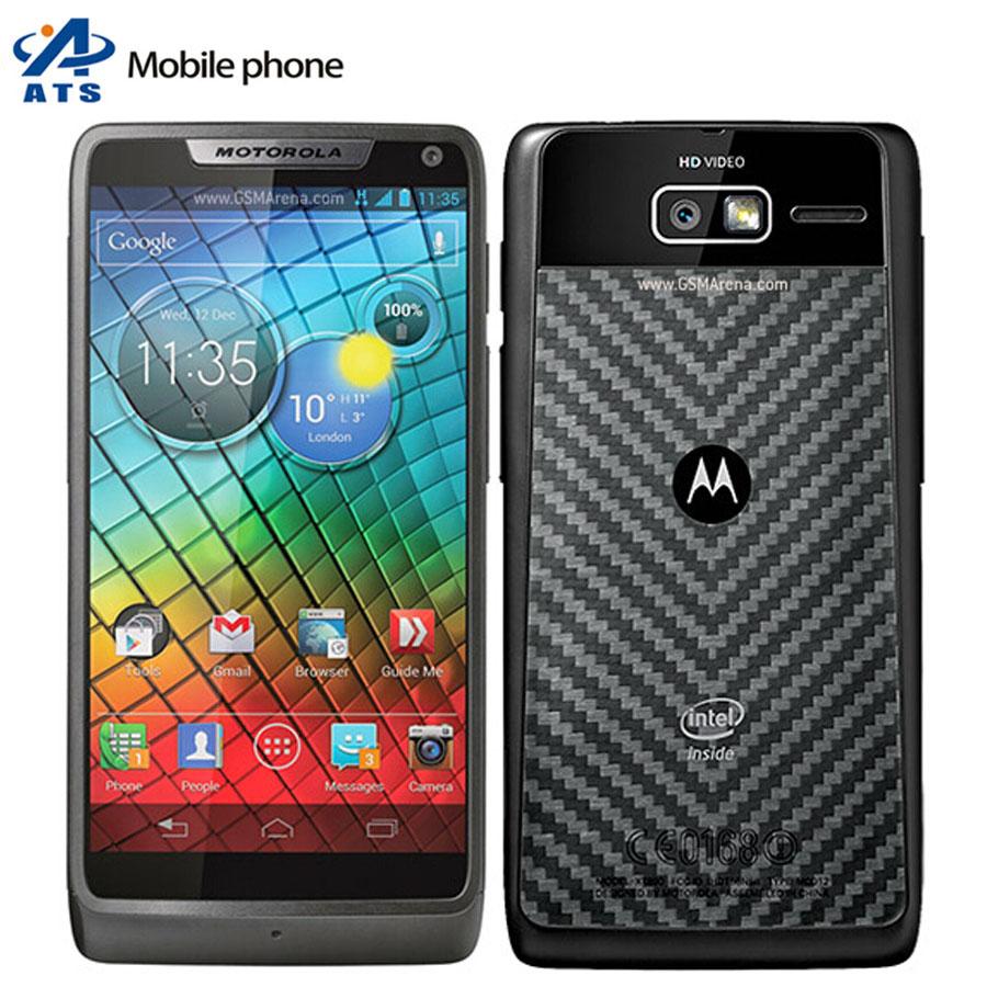 "Original Unlocked Motorola RAZR i XT890 Mobile Phone Android 8GB 8MP 3G Wifi GPS 4.3"" Touchscreen xt890 cell phone(China (Mainland))"