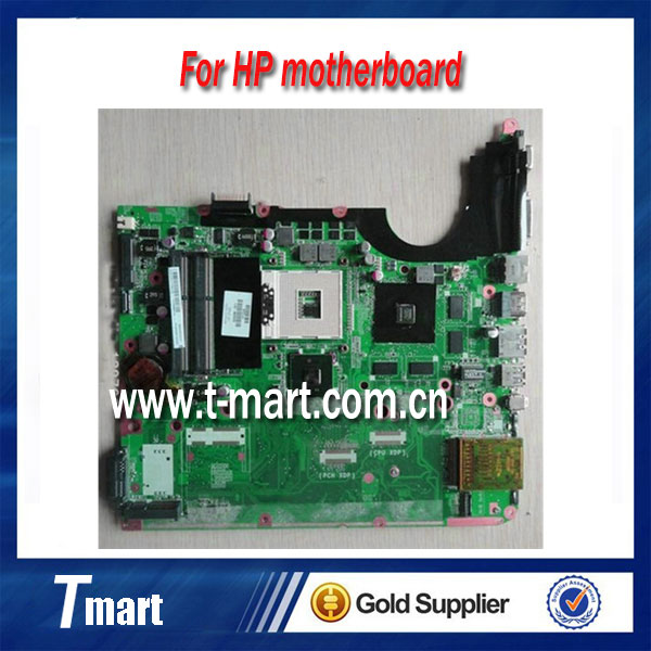 100% working Laptop Motherboard for HP 605698-001 dv7 dv7t dv7-3000 System Board fully tested