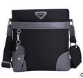 PU Leather Bags Restore Ancient Ways Travel Backpack Bag Black Men