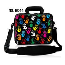 """Buy Colorful Hands Neoprene Laptop Shoulder Bag 7 10 12 13 14"""" 15 15.6 17.3 Sleeve Case Pouch Laptop Notbook Cover Handbag for $16.79 in AliExpress store"""