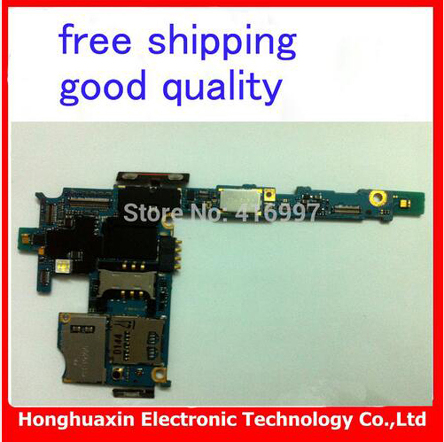 Europea version mainboard for Samsung Galaxy S2 I9100 Motherboard Refurbished 100% original logic board installed Android system(China (Mainland))