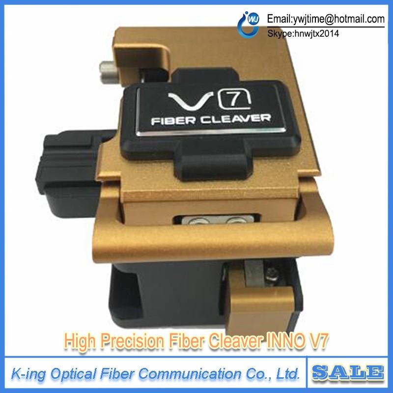 Buy Korea INNO original V7 Fiber Cleaver High precision fiber cleaver IFS-15 with Fiber Cleaver Optical fiber cutting knife cheap