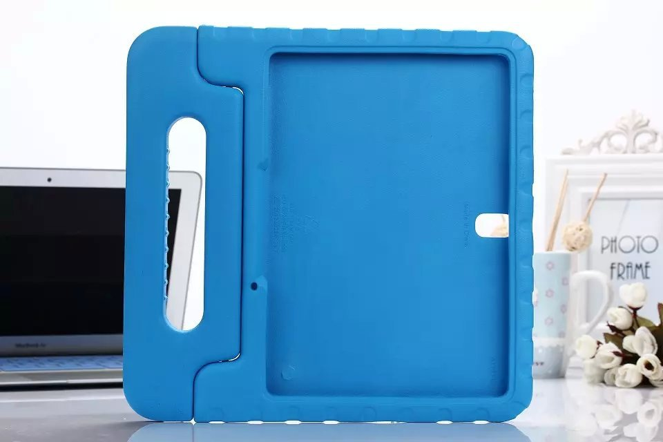 New Listing T800 tablet Children Shock Proof Silicone Back Case Cover For Samsung Galaxy Tab s 10.5 T800 T805 Kids case(China (Mainland))