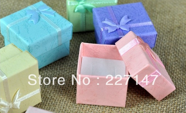 1,4cm*4cm gift box,for bracelet, necklace cheap jewelry box - Wedding Favor Supply store