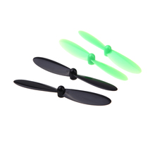 New selling Hubsan X4 H107L H107C H107D RC qudcopter spare parts 20PCS propeller blade camera font