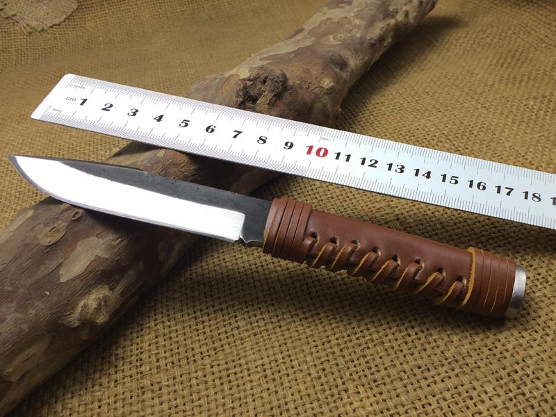 Отковать нож в домашних условиях