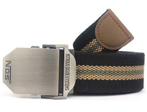 2015 Hot NOS Men Canvas Outdoor Belt Military Equipment Cinturon Western Strap Men s Belts Luxury