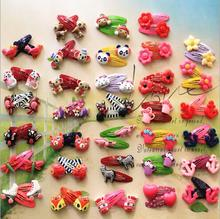 New Arrival styling tools Cute Multi-style cartoon hairpin headwear hair accessories for women girl children make you fashion
