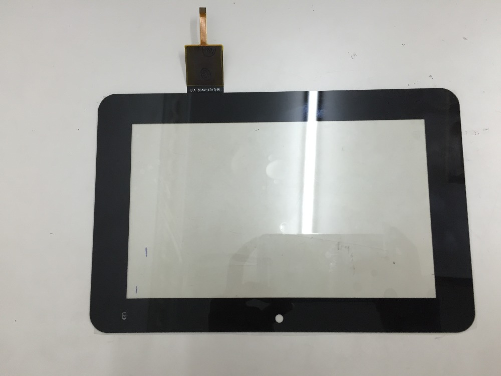 """For 7"""" Fuhu Nabi 2 NABI2 Kid 2 GEN Tablet Front Touch Panel Screen Digitizer Glass Lens Replacement Repairing Parts + Track NO.(China (Mainland))"""