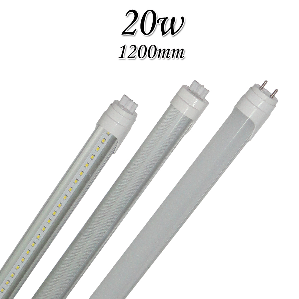 T8 G13 20W 1200mm/120cm/1.2m/4ft 120LEDs/pcs Epistar SMD2835 Chips Super Bright 2000-2200LM WW/PW/CW CCT CE RoHS PSE Led Tubes(China (Mainland))
