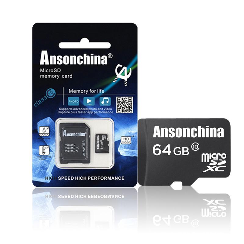 100% Full capacity New design Black Micro SD card memory card 4gb 8gb 16gb 32gb 64gb Pass h2testw SDHC SDXC Microsd TF card(China (Mainland))
