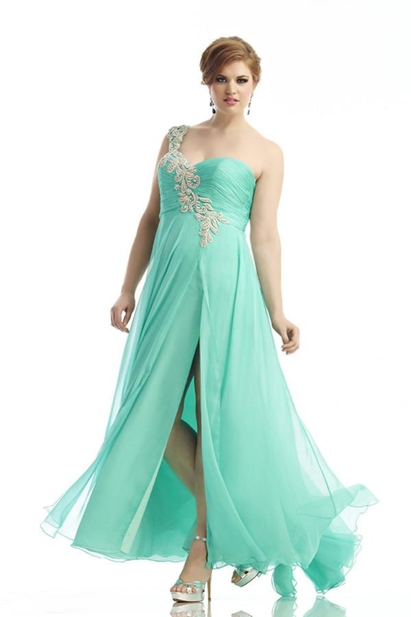 Online Get Cheap Formal Dresses for Full Figured Women -Aliexpress ...