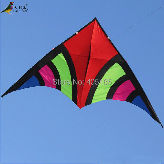Outdoor Fun Sports 2015 NEW 2.8m Nylon Power Delta Kite With Flying Tools Factory Direct Free Shipping(China (Mainland))