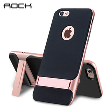 ROCK Luxury Royce Phone case For iPhone 6 6S 6plus Slim Armor cover shell For Apple Back Cover for iPhone 6s case cover(China (Mainland))