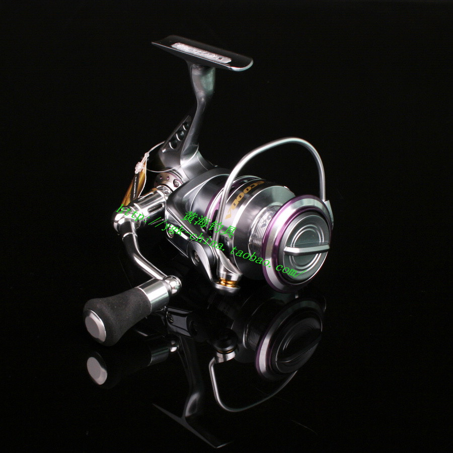 ecooda-cs2000 9 shaft full metal lure spinning wheel fish reel fishing reel<br><br>Aliexpress