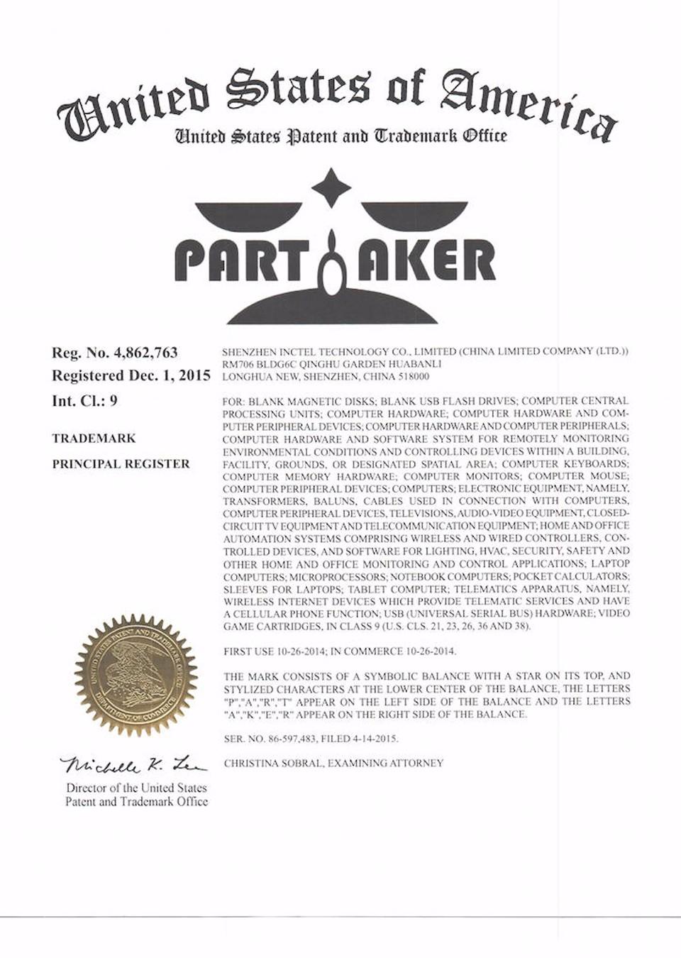 Partaker