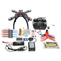 F14891 C RC Carbon Fiber Frame Multicopter Full Kit DIY GPS Drone FPV Radiolink AT9 Transmitter