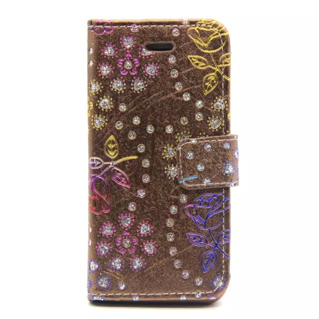New Arrive Stand Flip Cover Skin Pouch Luxury Accessory Leather Case Phone Case For Apple iphone 5 iphone 5S iphone5S iphone5(China (Mainland))