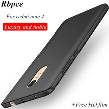 Новый Высокое качество жесткий PC case для Xiaomi redmi note 4 ультра-тонкий Luxury задняя крышка 5.5 дюйм(ов) для xiaomi redmi note 4 case(China (Mainland))