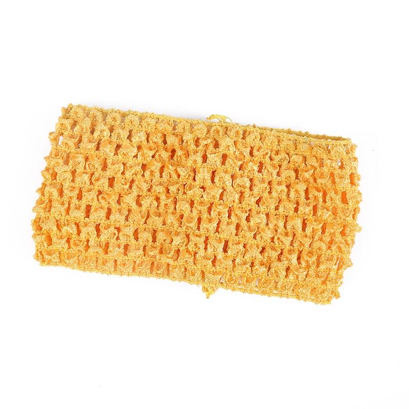 (12pcs/lot) 2016 7*15CM Baby Hair band Crochet Headbands Children Hair bands Kids Accessories hair bands children 40color #y2427