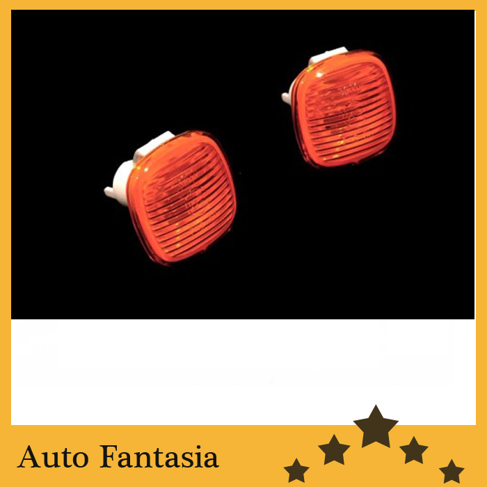 Car accessories amber side marker light - for Audi a3 8l(China (Mainland))