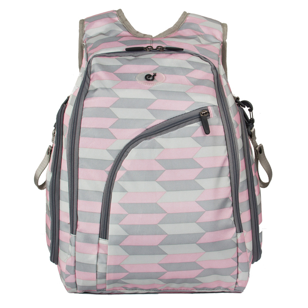 Multifunctional Baby Diaper Backpack Bag Maternity Mother Bag Lager Capacity Baby Diaper Nappy Changing Bag Stroller Bag(China (Mainland))