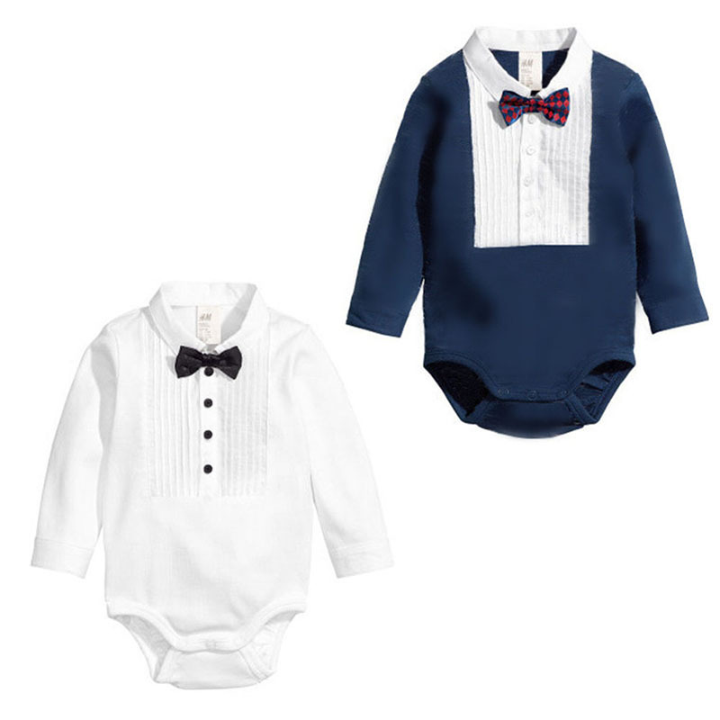 Гаджет  Zehui Fashion Infant Newborn Baby Boy Climb Clothes Set Triangle Romper Jumpsuit 0-12M  None Детские товары